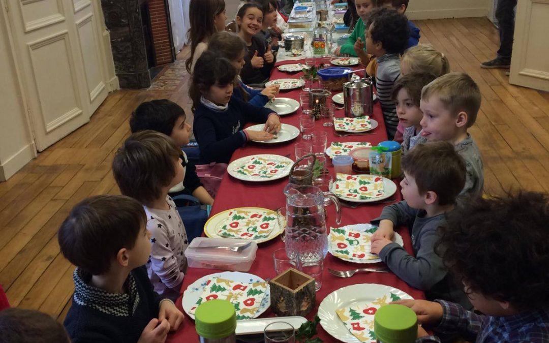 Repas de Noël 2019