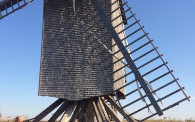 Visite du moulin de Dosches