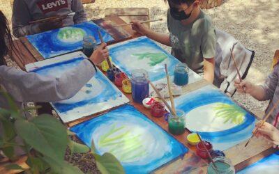 Peindre en plein air
